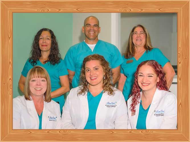 Palm Coast Hearing Center staff